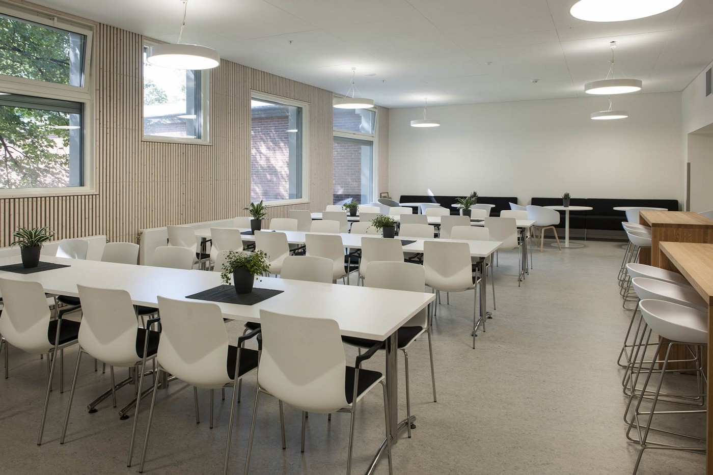 Interior Skole