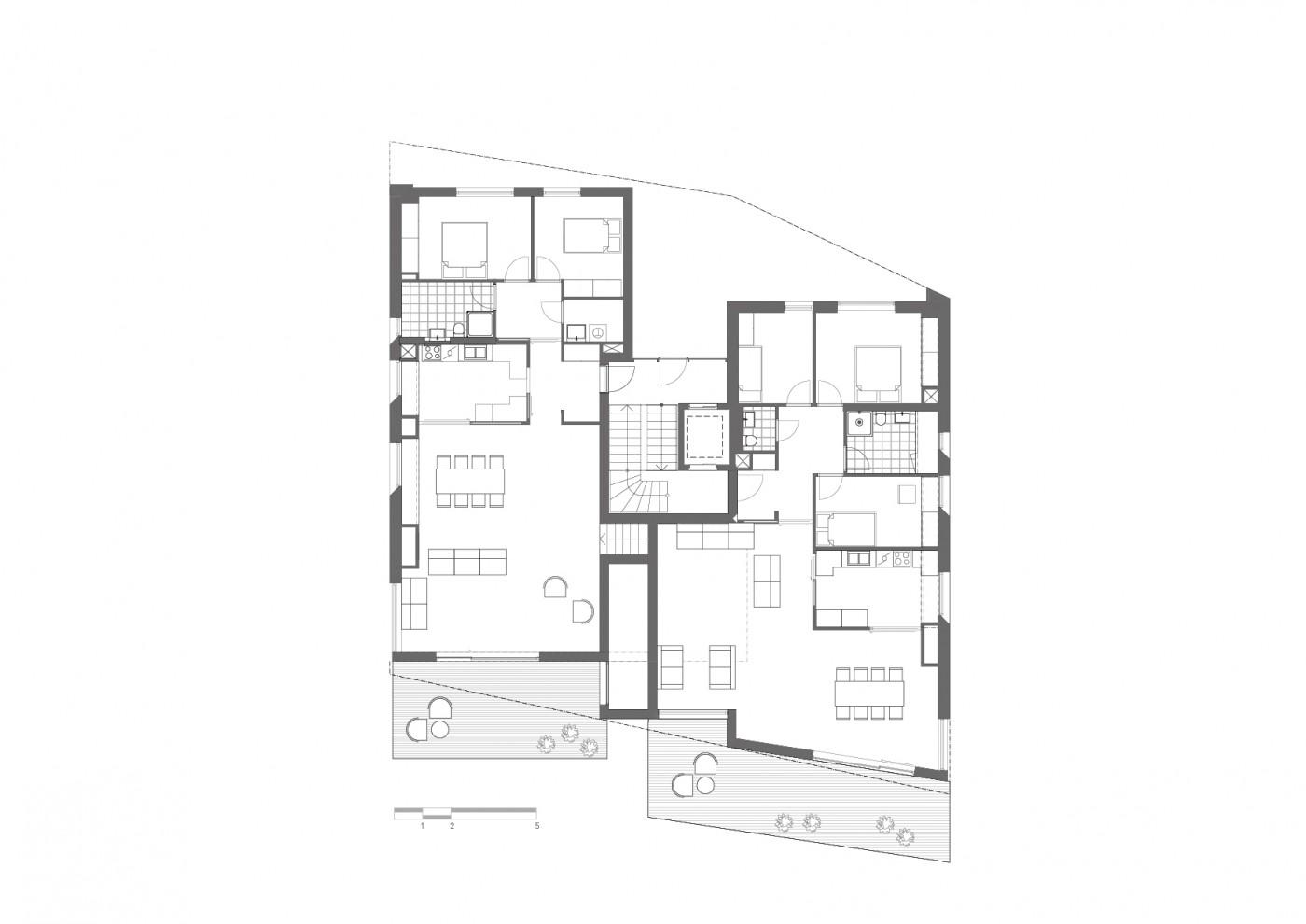Villa Faun Various Architects AS